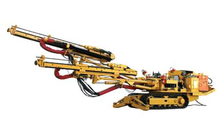 CMJ2-17 All Hydraulic Crawler Drilling Jumbo