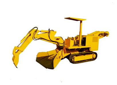 Excavating Loader for Coal Mine