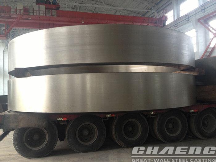 rotary kiln tyre