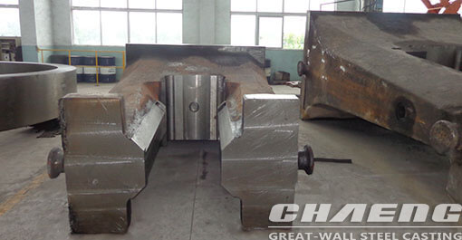 rolling mill housing