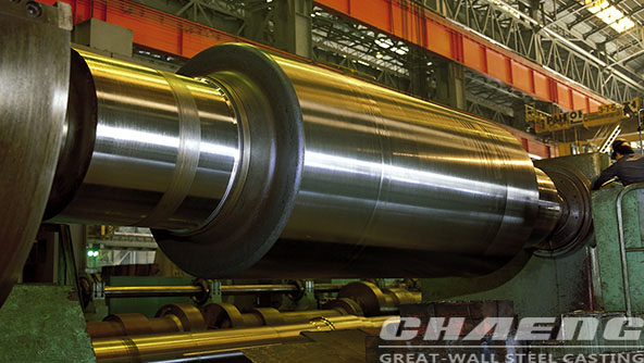 Rolls for rolling mill