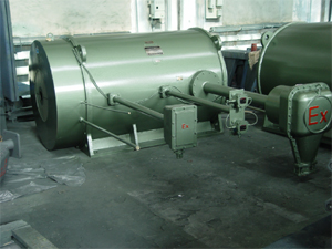 Electric machinery Sieve plate