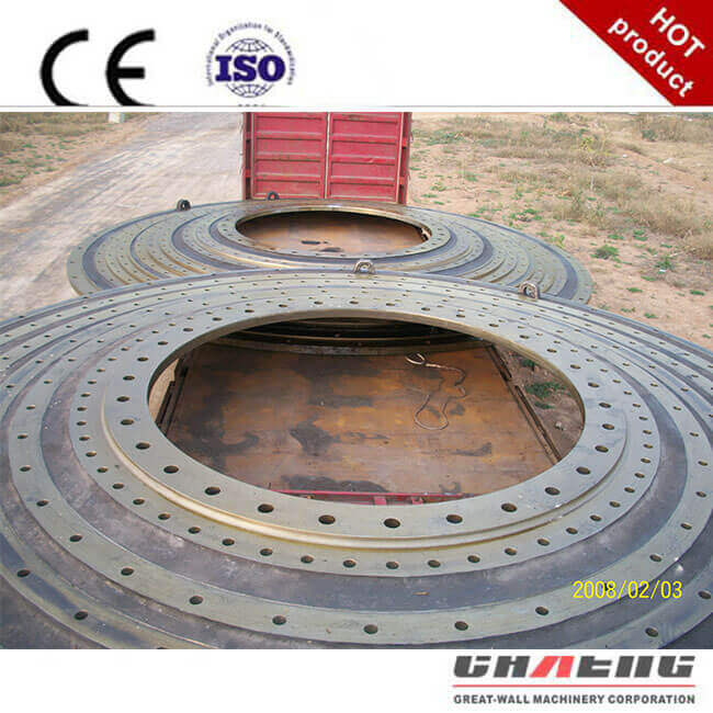 Ball mill end cover price