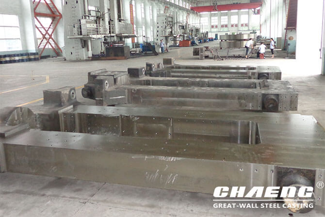 China Rolling mill housing